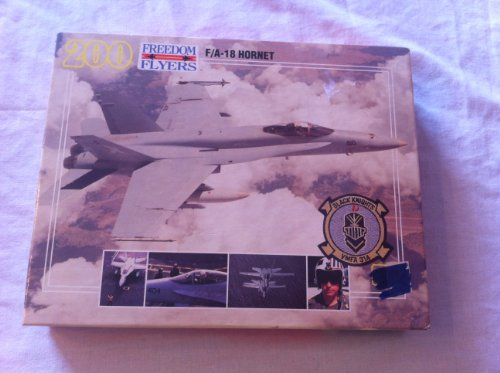 Freedom Flyers 200 Piece Puzzle F/A - 18 Hornet - 1