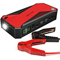 DBPower DJS50 18000mAh Portable Car Jump Starter
