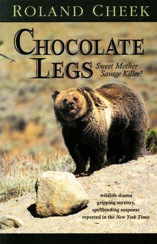 Book: Chocolate Legs by Roland Cheek