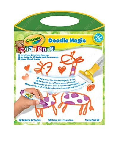 Crayola Mini Kids Doodle Magic Pack De Viaje