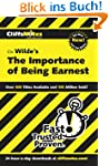 CliffsNotes on Wilde's The Importance...
