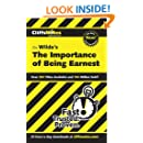 CliffsNotes Wilde's The Importance of Being Earnest (Cliffsnotes Literature Guides)