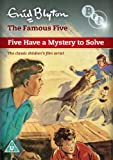 Enid Blyton's The Famous Five - Five Have A Mystery To Solve (Black & White) [DVD]