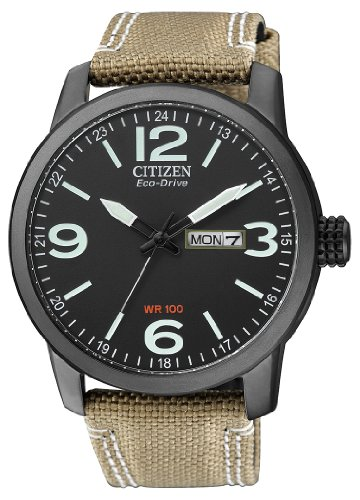 Citizen Men's Quartz Watch BM8476-23EE BM8476-23EE with Textile Strap