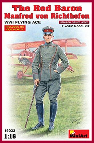 miniart-echelle-1-16-cm-le-baron-rouge-manfred-von-rihthofen-wwi-flying-ace-kit-de-modele-en-plastiq