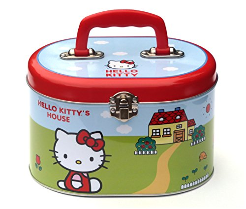 Hello-Kitty-House-Oval-Tin-Train-Case-Sewing-Box