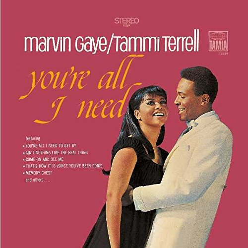 Vinilo : Marvin Gaye - You're All I Need (With Tammi Terrell) (LP Vinyl)