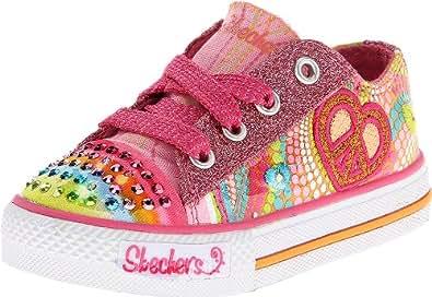 Sneaker bambina, Rosa Pink ORHP, 20.5: Amazon.it: Scarpe e borse