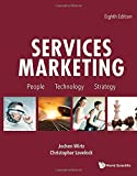 img - for Services Marketing: People, Technology, Strategy book / textbook / text book