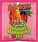 51TbCHCJiKL. SL160  Baja Bobs Strawberry Margarita Mix, 2.1 oz. Packets