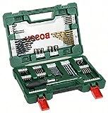 Bosch DIY 91tlg. V-Line Titanium-Bohrer- und Bit-Set mit...