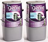 Litter Genie 2-Pack Cat Litter Genie and Disposal System