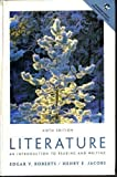 img - for Literature: An Introduction to Reading and Writing book / textbook / text book