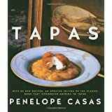 Tapas (Revised): The Little Dishes of Spain ~ Penelope Casas