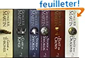 A Song of Ice and Fire - a Game of Thrones: the Story Continues: The Complete Box Set of All 6 Books