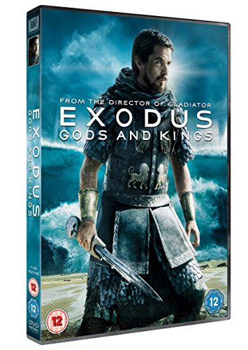 Exodus: Gods and Kings [DVD] [2014]