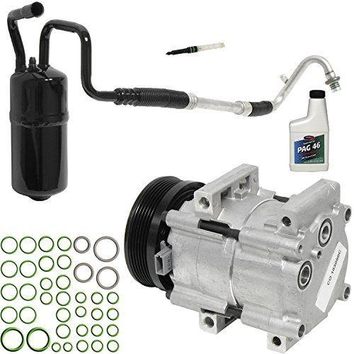 AC Compressor Kit fits 02, 03, 04 Ford Taurus, Mercury Sable