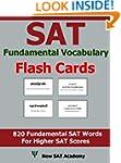 SAT Fundamental Vocabulary Flash Card...