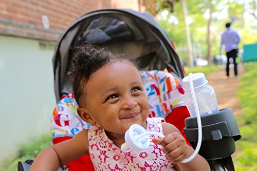 Lil Jumbl Hands-Free Baby Bottle Feeding System