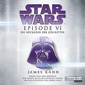Die Rückkehr der Jedi-Ritter (Star Wars Episode 6) Hörbuch von James Kahn Gesprochen von: Wolfgang Pampel