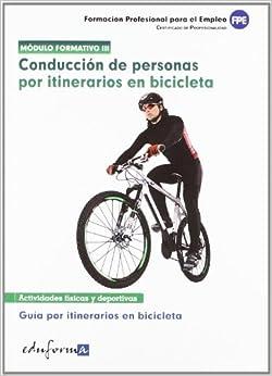 por itinerarios en bicicleta. Guía de itinerarios en bicicleta