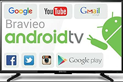 Bravieo KLV-32J5500B 32 Inch Smart Full HD LED TV Image