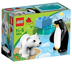 LEGO Duplo - Zoo: Amigos en el zoo (10501)