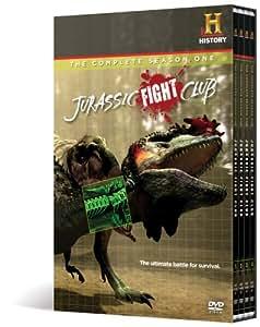 Jurassic Fight Club: Season 1