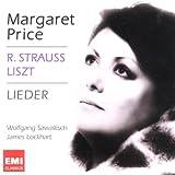 A tribute to Margaret Price: Strauss/Liszt Lieder