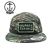 CAPTAIN FIN (キャプテン フィン) トラッカー・ハット・ベースボールキャップ[CFAVH001TCA・03 CFAVH001](カモ・迷彩柄 ) [並行輸入品]