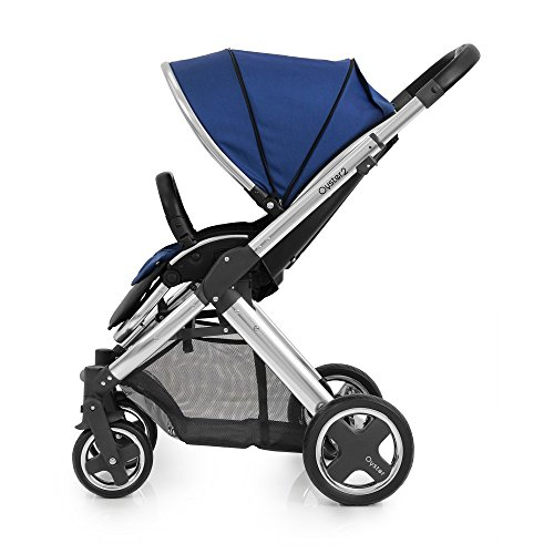 BabyStyle Oyster 2 Mirror Finish (Navy Blue)