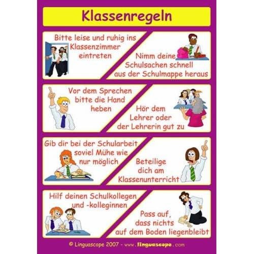 rules auf deutsch