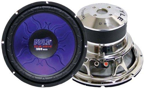 Pyle Pl1290Bl 12-Inch 1,200-Watt Dvc Subwoofer