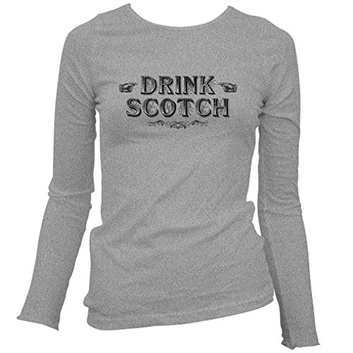 smash-vintage-womens-drink-scotch-long-sleeve-t-shirt-heather-gray-x-large
