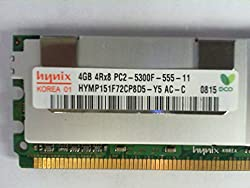 HYNIX HYMP151F72CP8D5-Y5 4GB SERVER DIMM DDR2 PC5300(667) FULL-BUF ECC 1.8v 4RX8 240 512MX72 128mX8