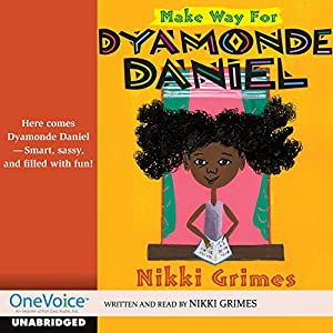 Make Way for Dyamonde Daniel Audiobook