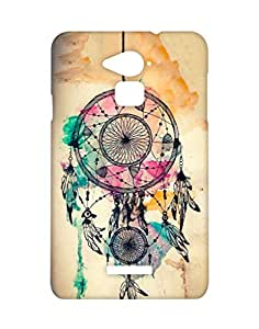 Crackndeal Back Cover for Coolpad Note 3