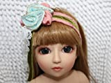Reborn Doll Mary Lifelike Baby Children BJD Doll Girl 18 Inch