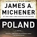 Poland: A Novel Audiobook by James A. Michener Narrated by Larry McKeever