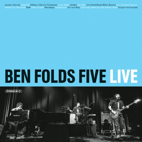 Ben Folds Five - Live - Zortam Music
