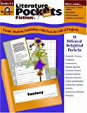 Literature Pockets: Fiction, Grades 4-6+ (1557998221) by Moore, Jo Ellen