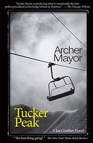 Tucker Peak: A Joe Gunther Novel (Joe Gunther Mysteries (Paperback))