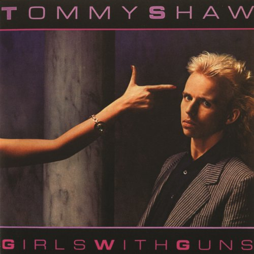 Original album cover of Girls With Guns by Tommy Shaw