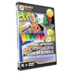 Discounted Premium Bundle – Microsoft Office 2010 Tutorial DVD – Over 50 hours of Training