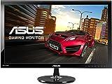 Asus VS278Q 68,6 cm (27 Zoll) Monitor (Full HD, VGA, HDMI, DisplayPort, 1ms Reaktionszeit) schwarz