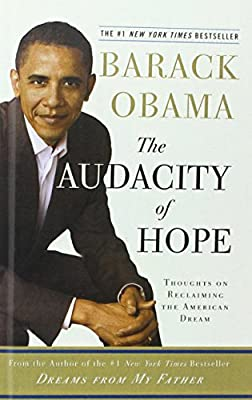 The Audacity of Hope (English)