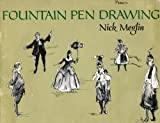 Fountain Pen Drawing (0273252348) by Meglin, Nick