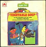 img - for Vegetable Soup (Sesame Street Book Club) book / textbook / text book