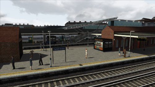 Train Simulator 2014 - London to Brighton Route Add-On Steam Code screenshot
