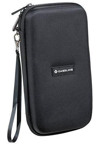 Caseling Hard Case for Texas Instruments TI-Nspire CX / CAS Graphing Calculator. - Includes Mesh Pocket (Ti Nspire Cas Graphing Calculator compare prices)